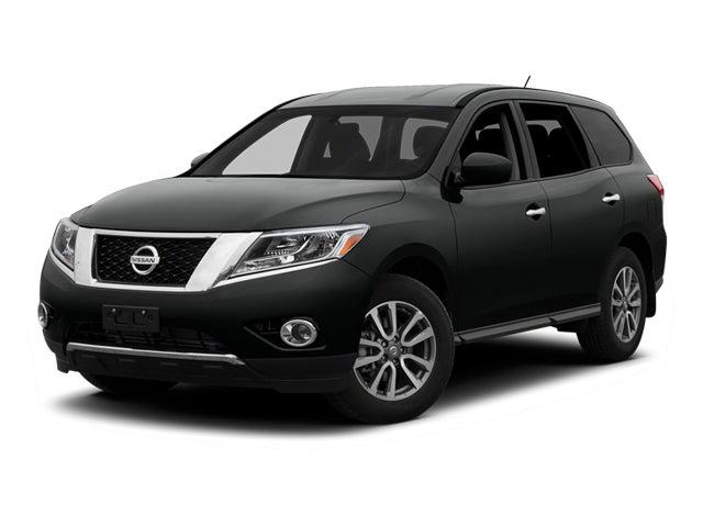 2013 Nissan Pathfinder Sv In Lenoir City Tn Knoxville Nissan