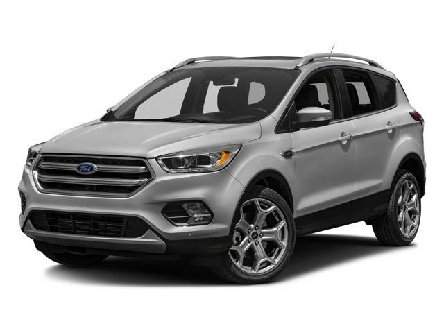 2017 Ford Escape Titanium in Lenoir City TN